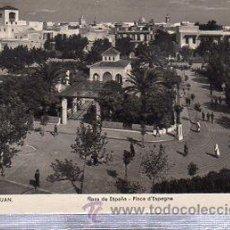 Postales: TETUAN, PLAZA DE ESPAÑA. Lote 29822253