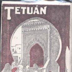 Postales: TETUÁN.- ALBUM EN ACORDEÓN CON 10 VISTAS. Lote 30704843