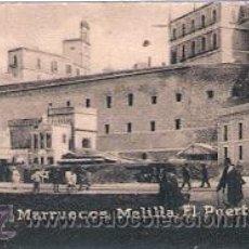 Postales: POSTAL ORIGINAL DECADA DE LOS 30. ESPAÑA, MELILLA. Nº 1451. VER TAMAÑO Y EXPLICACION. Lote 30714439