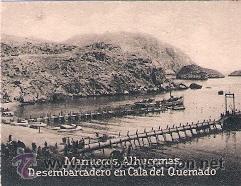POSTAL ORIGINAL DECADA DE LOS 30. MARRUECOS, ALHUCEMAS. Nº 1465. VER TAMAÑO Y EXPLICACION (Postales - Postales Extranjero - África)