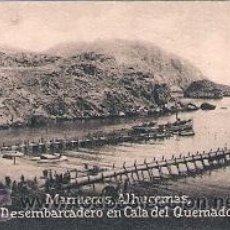 Postales: POSTAL ORIGINAL DECADA DE LOS 30. MARRUECOS, ALHUCEMAS. Nº 1465. VER TAMAÑO Y EXPLICACION. Lote 30714585