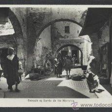 Postales: TETUAN - 14 - ENTRADA AL BARRIO DE LOS HERREROS - ED. ARRIBAS - (9653). Lote 30910008