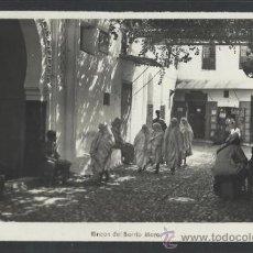 Postales: TETUAN - 16 - RINCON DEL BARRIO MORO - ED. ARRIBAS - (9655). Lote 30910027