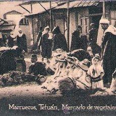 Postales: POSTAL ORIGINAL DECADA DE LOS 30. MARRUECOS. Nº 1476. VER TAMAÑO Y EXPLICACION.. Lote 166688386