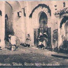 Postales: POSTAL ORIGINAL DECADA DE LOS 30. MARRUECOS. Nº 1474. VER TAMAÑO Y EXPLICACION.. Lote 166688238