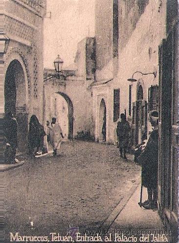 POSTAL ORIGINAL DECADA DE LOS 30. MARRUECOS. Nº 1463. VER TAMAÑO Y EXPLICACION. (Postales - Postales Extranjero - África)