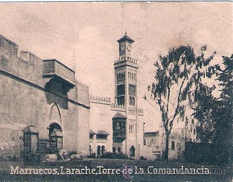 POSTAL ORIGINAL DECADA DE LOS 30. MARRUECOS. Nº 1468. VER TAMAÑO Y EXPLICACION. (Postales - Postales Extranjero - África)
