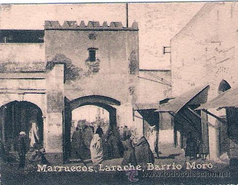 POSTAL ORIGINAL DECADA DE LOS 30. MARRUECOS. Nº 1469. VER TAMAÑO Y EXPLICACION. (Postales - Postales Extranjero - África)