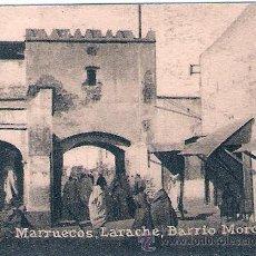 Postales: POSTAL ORIGINAL DECADA DE LOS 30. MARRUECOS. Nº 1469. VER TAMAÑO Y EXPLICACION.. Lote 33806660