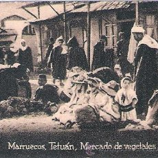 Postales: POSTAL ORIGINAL DECADA DE LOS 30. MARRUECOS. Nº 1476. VER TAMAÑO Y EXPLICACION.. Lote 166688998