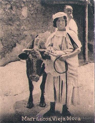 POSTAL ORIGINAL DECADA DE LOS 30. MARRUECOS. Nº 1478. VER TAMAÑO Y EXPLICACION. (Postales - Postales Extranjero - África)