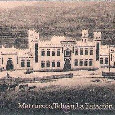 Postales: POSTAL ORIGINAL DECADA DE LOS 30. MARRUECOS. Nº 1460. VER TAMAÑO Y EXPLICACION.. Lote 166689198