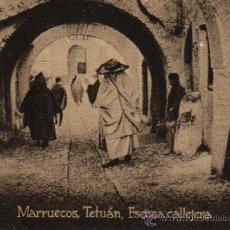 Postales: POSTAL ORIGINAL DECADA DE LOS 30. MARRUECOS Nº 1473. VER TAMAÑO Y EXPLICACION.. Lote 166688677