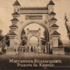 Postales: POSTAL ORIGINAL DECADA DE LOS 30. MARRUECOS Nº 1470. VER TAMAÑO Y EXPLICACION.. Lote 34190281
