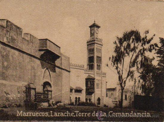 POSTAL ORIGINAL DECADA DE LOS 30. MARRUECOS Nº 1468. VER TAMAÑO Y EXPLICACION. (Postales - Postales Extranjero - África)