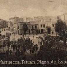 Postales: POSTAL ORIGINAL DECADA DE LOS 30. MARRUECOS Nº 1464. VER TAMAÑO Y EXPLICACION.. Lote 34190286