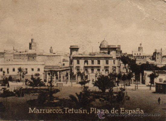POSTAL ORIGINAL DECADA DE LOS 30. MARRUECOS Nº 1457. VER TAMAÑO Y EXPLICACION. (Postales - Postales Extranjero - África)
