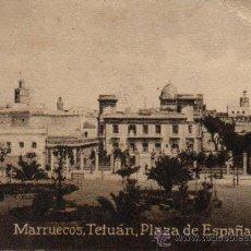 Postales: POSTAL ORIGINAL DECADA DE LOS 30. MARRUECOS Nº 1457. VER TAMAÑO Y EXPLICACION.. Lote 34190287
