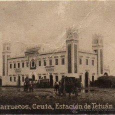 Postales: POSTAL ORIGINAL DECADA DE LOS 30. MARRUECOS Nº 1450. VER TAMAÑO Y EXPLICACION.. Lote 34190293