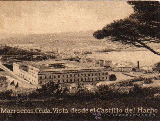 POSTAL ORIGINAL DECADA DE LOS 30. MARRUECOS Nº 1447. VER TAMAÑO Y EXPLICACION. (Postales - Postales Extranjero - África)