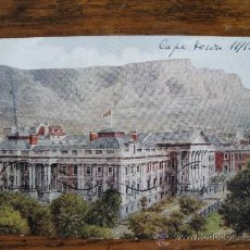 Postales: HOUSES OF PARLAMENT. CAPE TOWN. CIUDAD DEL CABO. PARLAMENTO.. Lote 34182994