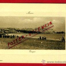 Postales: POSTAL TANGER, MARRUECOS, VISTA PARCIAL, P72563. Lote 35067298