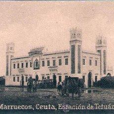 Postales: POSTAL ORIGINAL DECADA DE LOS 30. MARRUECOS. Nº 1450. VER TAMAÑO Y EXPLICACION.. Lote 166684670