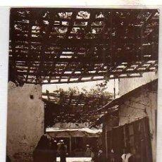 Postales: TETUAN CALLE SUECA MARRUECOS. SIN CIRCULAR. FOTO GARCIA.. Lote 34874726