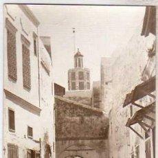 Postales: TETUAN CALLE SIDI ALI BEN. RAISUN. MARRUECOS. SIN CIRCULAR. FOTO GARCIA.. Lote 34874997