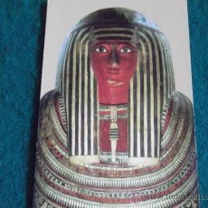 Postales: EGIPTO-V10-NO ESCRITA-THE BRITISH MUSEUM. Lote 36041642