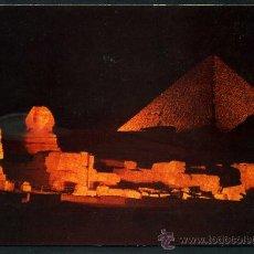 Postales: POSTAL DE EGYPTO ( LAS PIRÁMIDES DE GIZA ) . Lote 36818288