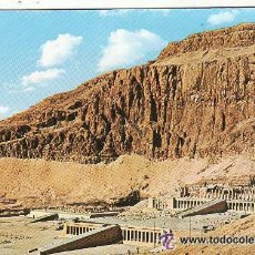Postales: +-+ PV37 - POSTAL - THEBES - TERRACE TEMPLE OF QUEEN HATSHEPSUT - SIN CIRCULAR. Lote 37291867