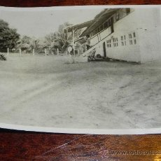 Postales: ANTIGUA FOTOGRAFIA DE GUINEA ECUATORIAL, COLONIA ESPAÑOLA, MIDE 10,5 X 7,5 CMS.. Lote 37439861