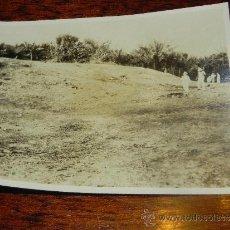 Postales: ANTIGUA FOTOGRAFIA DE GUINEA ECUATORIAL, COLONIA ESPAÑOLA, MIDE 10,5 X 7,5 CMS.. Lote 37440088