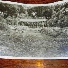 Postales: ANTIGUA FOTOGRAFIA DE GUINEA ECUATORIAL, COLONIA ESPAÑOLA, MIDE 10,5 X 7,5 CMS.. Lote 37440101