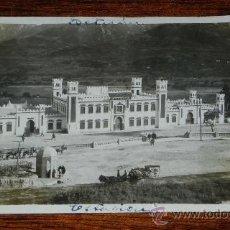 Postales: FOTO POTAL DE TETUAN (MARRUECOS), TETOUAN, ESTACION FERROCARRIL CEUTA - TETUAN, GUERRA DEL RIF, ROS . Lote 37786368