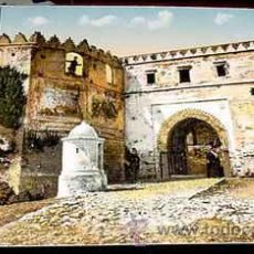 Postales: ANTIGUA POSTAL MARRUECOS - TETUAN - PUERTA DE LA REINA - SIN CIRCULAR.. Lote 38236685