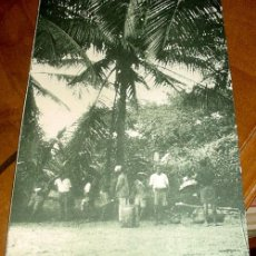 Postales: ANTIGUA POSTAL DE GUINEA CONTINENTAL - MERCADO PAMUE EN BATA . ECUATORIAL - PUBLICACIONES PATRIOTICA. Lote 38240955