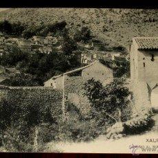 Postales: ANTIGUA POSTAL DE XAUEN (MARRUECOS) PROTECTORADO ESPAÑOL - CAMINO AL MANANTIAL - FOT. HAUSER Y MENET. Lote 38264437