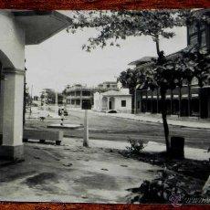 Postales: ANTIGUA FOTO POSTAL GUINEA ECUATORIAL ESPAÑOLA - BATA, VISTA PARCIAL - N. 226 - FOTO CALIFORNIA, BA. Lote 38267759