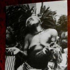 Cartes Postales: ANTIGUA FOTO POSTAL GUINEA ECUATORIAL ESPAÑOLA - MUJERES DEL LUGAR - NO CIRCULADA.. Lote 38267772
