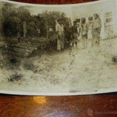 Postales: ANTIGUA FOTOGRAFIA DE GUINEA ECUATORIAL, COLONIA ESPAÑOLA, MIDE 11 X 8,5 CMS.. Lote 38288026