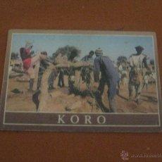 Postales: POSTAL DE KORO. Lote 40702764