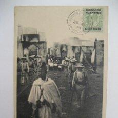 Postales: GUERRA DE MARRUECOS. CASABLANCA Nº 26. JH BOUSSUGE.. Lote 41128373