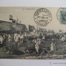 Postales: GUERRA DE MARRUECOS. CASABLANCA Nº 78. JH BOUSSUGE.. Lote 41135471