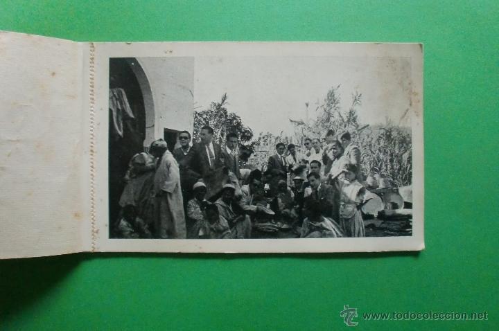 Postales: VIAJE DE ESTUDIO POR MARRUECOS ESCUELA DE ALTOS ESTUDIOS MERCANTILES BARCELONA CURSO1944 1945 - Foto 2 - 41280988