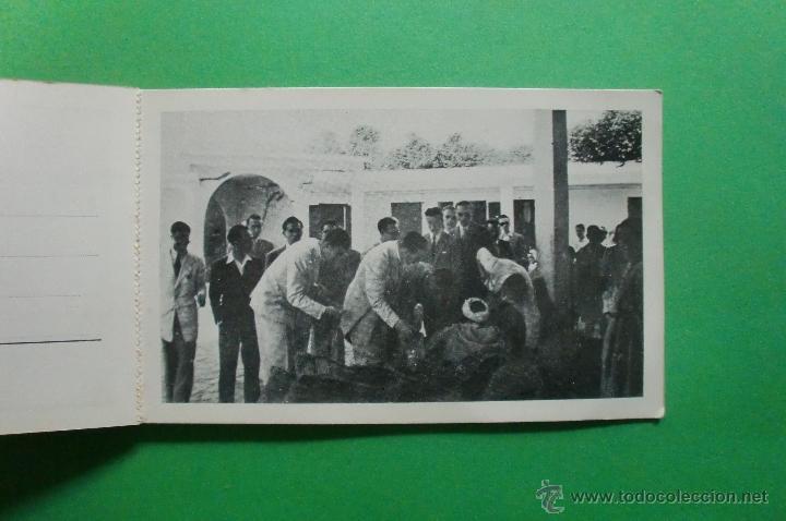 Postales: VIAJE DE ESTUDIO POR MARRUECOS ESCUELA DE ALTOS ESTUDIOS MERCANTILES BARCELONA CURSO1944 1945 - Foto 4 - 41280988