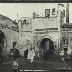 Postales: TETUAN - PUERTA DE TANGER - FOTO GARCIA CORTES - (19006). Lote 41342908