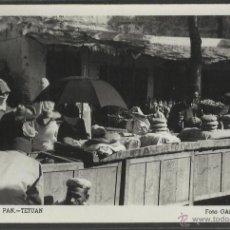 Postales: TETUAN -ZOCO DEL PAN - FOTO GARCIA CORTES - (19011). Lote 41342996