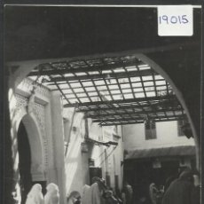 Postales: TETUAN - PLAZUELA DEL USAA - FOTO GARCIA CORTES - (19015). Lote 41343078
